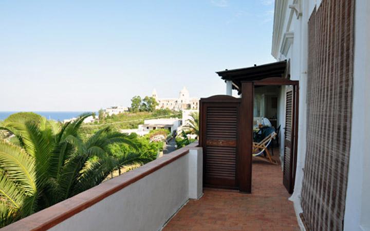 Casa in affitto a Stromboli